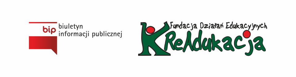BIP Fundacji KReAdukacja